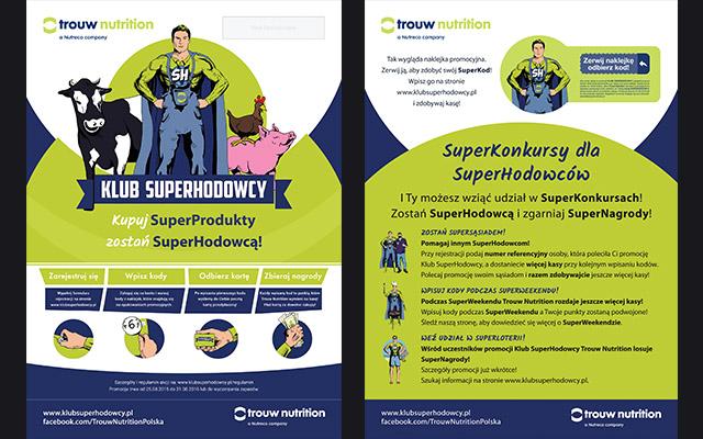 SuperHodowca leaflet